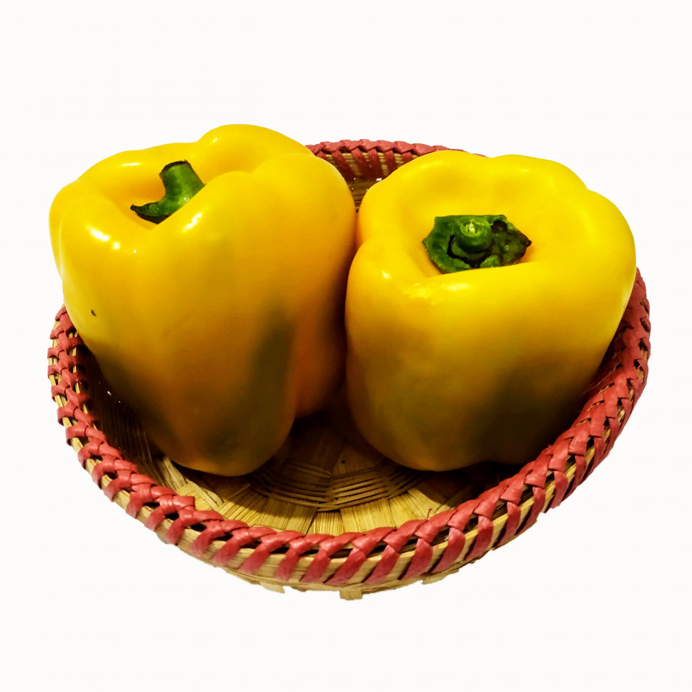 ক্যাপ্সিকাম- হলুদ (Capsicum- Yellow)